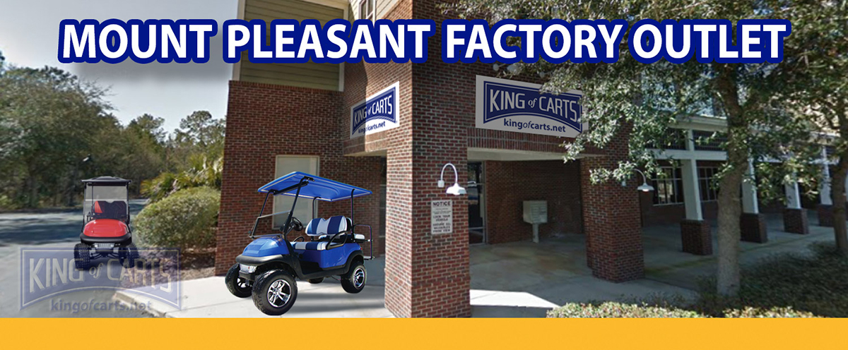 king of carts mount pleasant south carolina