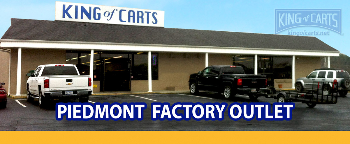 king of carts piedmont greenville south carolina