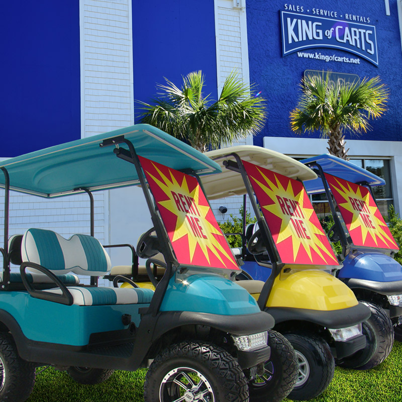 King of Carts-Golf Cart Sales|Rentals|Parts|Accessories Custom Auburn Golf Carts on auburn university golf club clothing, auburn university club golf course, beach buggy cart,