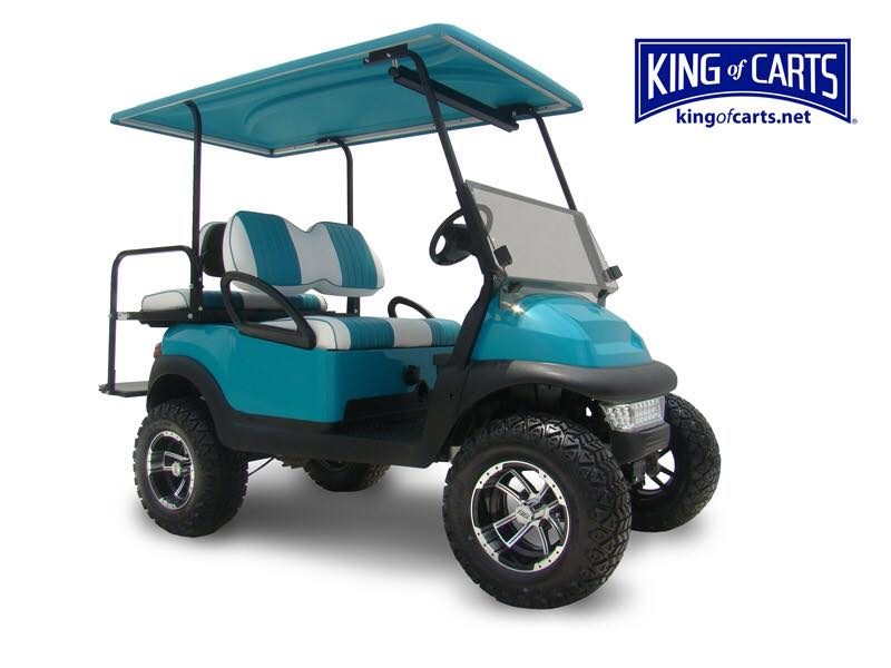 King of Carts Golf Carts - News & Events Purple Golf Cart Html on purple rv, purple bus, purple side by side, purple trailer, purple dune buggy,