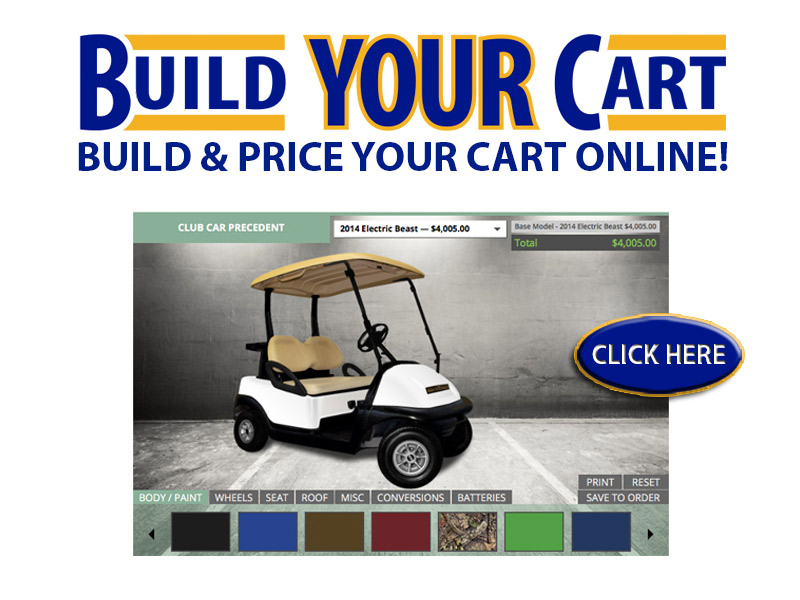 King of Carts - Ft  Wayne, IN Golf Cart Sales, New and Used