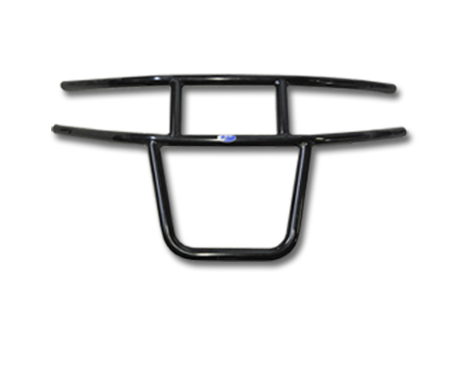 Brush Guard - EZ-GO RXV Golf Cart - Black