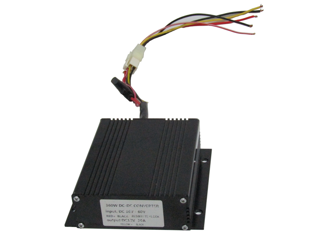 36V or 48V to 12V  Voltage Reducer - Converter 30 Amp