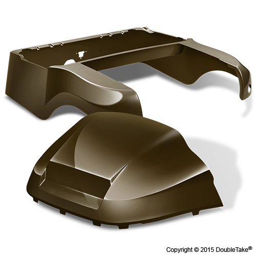 DoubleTake Club Car Precedent Body Kit Factory Style Bronze
