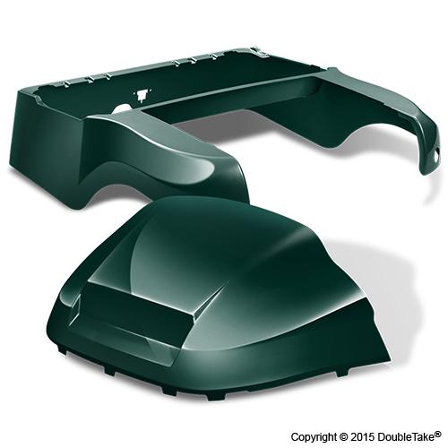 DoubleTake Club Car Precedent Body Kit Factory Style Green