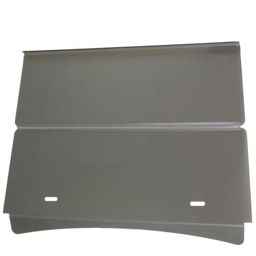 Golf Cart Windshield - EZGO RXV - Folding Tinted