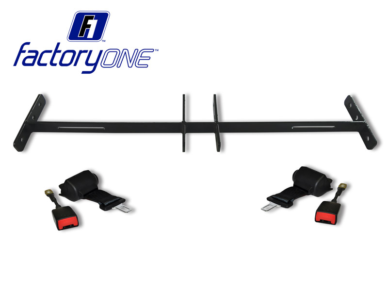 Seat Belt Bar with Retractable Belts - Precedent
