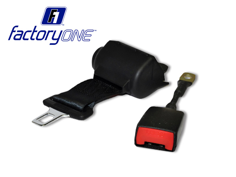 Universal Seat Belt - Retractable