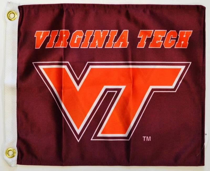 12 x 18 Virginia Tech Flag