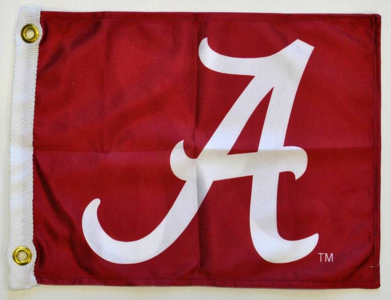 12 x 18 University of Alabama Flag