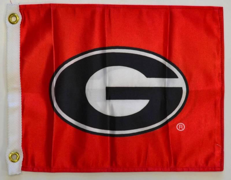 12 x 18 University of Georgia Flag