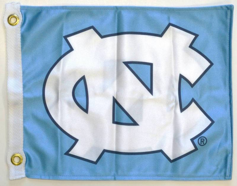 12 x 18 University of North Carolina Flag