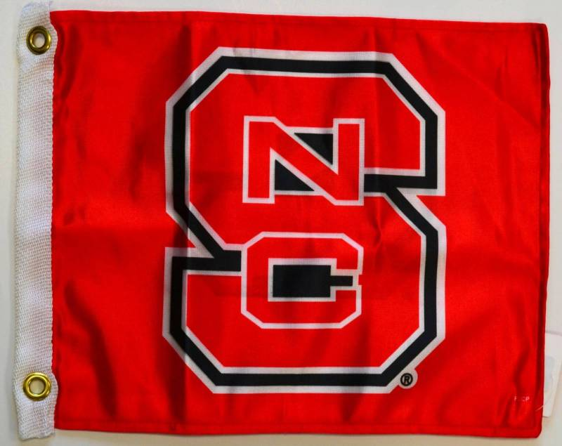 12 x 18 North Carolina State University Flag