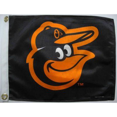 12 x 18 Baltimore Orioles Flag