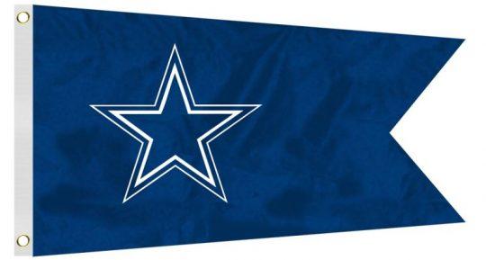 12 x 18 Dallas Cowboys Flag