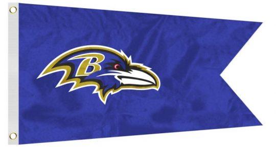 12 x 18 Baltimore Ravens Flag