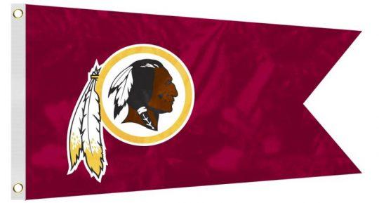 12 x 18 Washington Redskins Flag