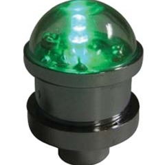 Valve Stem Cap Light Green