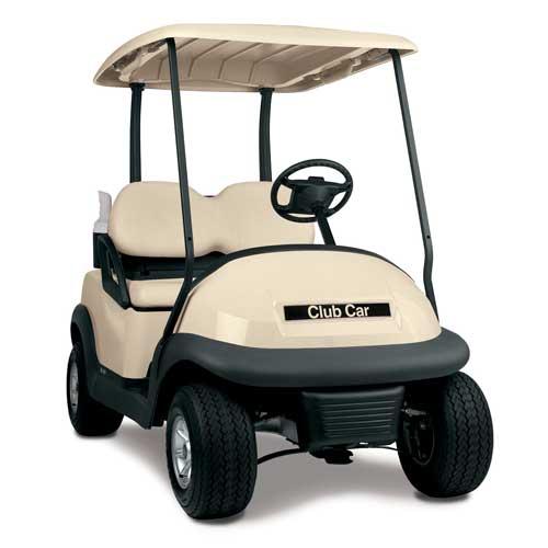 Club Car Precedent OEM Golf Cart Body - Beige
