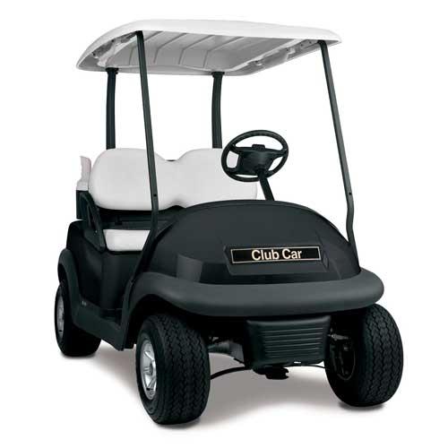 Club Car Precedent OEM Golf Cart Body - Black