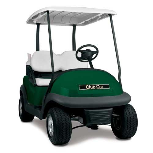Club Car Precedent OEM Golf Cart Body - Green