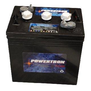Powertron 12 Volt GAS Battery