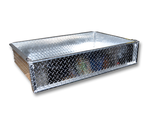 Aluminum Cargo Box Precedent