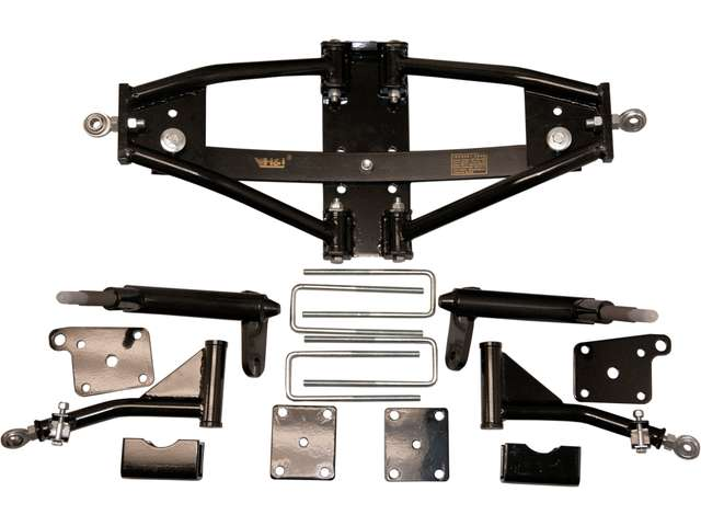 Golf Cart Lift Kit - EZGO TXT - 5 Inch Drop Axle Lift Kit