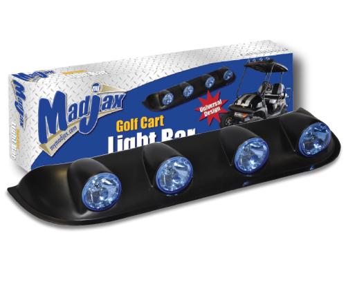 Roof Mount Golf Cart Offroad Light Bar