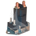 Solenoid, 36V 4 Terminal Silver