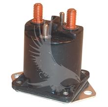 Solenoid, 12V 4 Terminal Copper