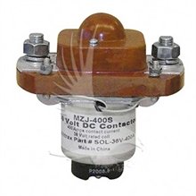 Solenoid, 400A 36V