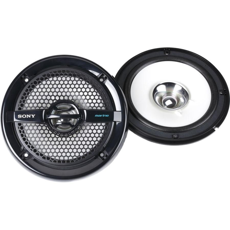 Sony Marine Speakers 6.5