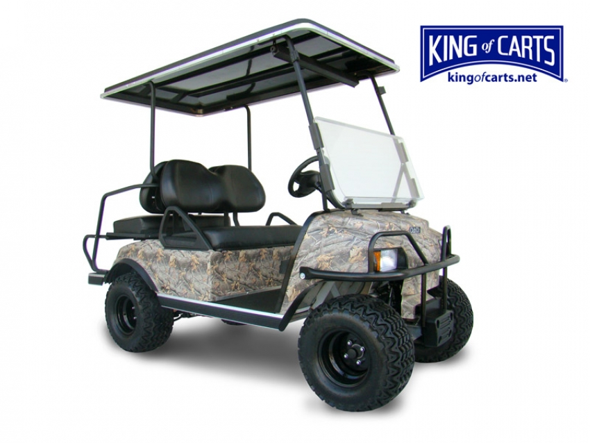 King of Carts XRT Utility Vehicles
