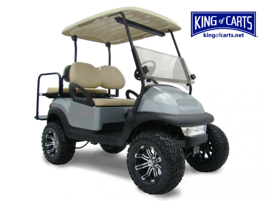 King of Carts Club Car Precedent - Lifted - Silver Golf Cart Precedent Golf Cart Mirror on precedent with 14 rims, precedent in court, precedent hunting cart, precedent rear body panel, car cart, precedent law, precedent golf car, precedent cartoon, atv cart,